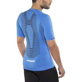 X-Bionic Twyce Running Shirt SS Herre french blue/black